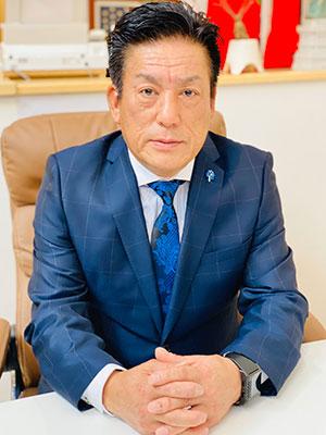 代表取締役稲垣一久